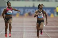 Jamaicans sweep Diamond League sprint titles; Jeter pulls up injured