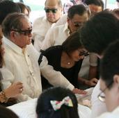 Garcia clan matriarch laid to rest in Mandaue City