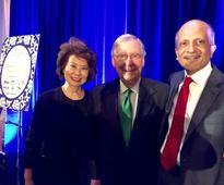 Indiaspora Founder M.R. Rangaswami Honored With Lifetime Achievement Award