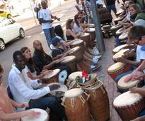 Drumming is in my blood, says Cape Town businessman