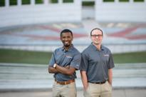 Meet your graduate student leaders: Tyrese and Shawn