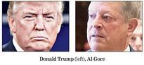 Trump meets Gore
