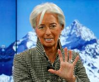 IMF'S LAGARDE: The worst of Britain's Brexit 'pain' is still to come