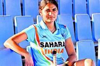 Vandana Katariya women's team captain