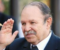 Algeria PM, army chief visit president in Paris hospital: TV