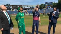 Pakistan, of course suffered a massive jolt earlier when their premier pacer Mohammad Amir was ruled out with a back spasm.Meanwhile, Bairstow has moved on from the first over scare and smacked Junaid for a couple of boundaries.ENG - 20/0 after 3 ove