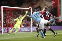 Arsenal, Man City net 4-0 wins