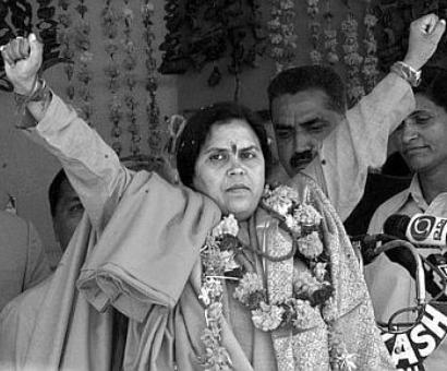 Don't consider myself a criminal, says Uma Bharti on Babri demolition