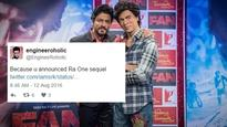 You deserve it for Dilwale: Twitter trolls Shah Rukh Khan after he gets detained again