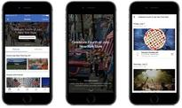 Facebook has a new 'Featured Events', a list of events curated by humans