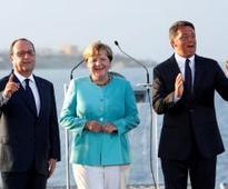 Love or hate him, EU fears losing truculent favorite Renzi