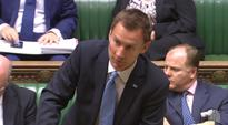Jeremy Hunt Says Saturday Pay Deal For Junior Doctors Is 'Incredibly Generous'