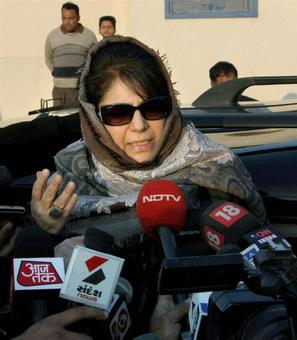 Mehbooba toughens stand, says no government if Centre doesn't support