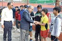 Jorhat Open Tennis Tournament begins