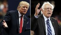 Why Bashing Free Trade Is Paying Off for Trump and Sanders