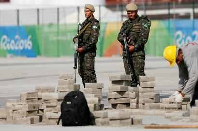 IS threat to Rio Olympics: Brazil to deploy 85,000 troops