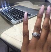 Pulane and Katlego Mphela spark engagement rumours