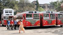 Double-deckers yet to follow lane rules in BKC