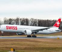 Boeing, SWISS celebrate delivery of airline's first 777-300ER
