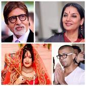 Amitabh Bachchan, Shabana Azmi, Sonu Nigam talk women empowerment