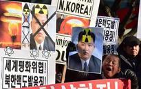 S. Korea, U.S. warn of high price over DPRK nuke test