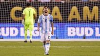Copa final failure pushes Messi toward international retirement