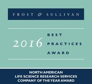 Frost & Sullivan Applauds GENEWIZ's Commitment to Providing Cutting-edge Services in the Life Science Research Services Market