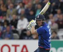 Stokes looking to smash it!