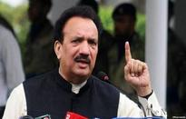 PPP stands by resignation demand of Nawaz Sharif: Rehman Malik