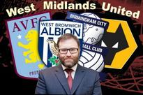 Mayor candidate calls for West Midlands-wide football team