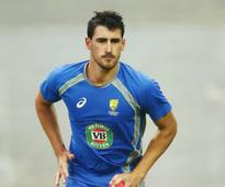 Mitchell Starc focuses on being ready for first Test ...