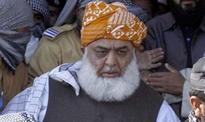 Maulana Fazalur Rehman admitted to PIMS