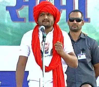 Back in Gujarat after six months, Hardik Patel calls for 'dangal' against autocracy