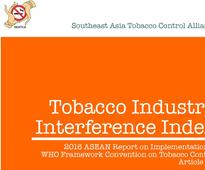 Tobacco industry still thwarting governments in South-East Asia