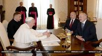 Lukashenko about Pope Francis: We are ideologically the same
