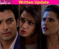 Kasam Tere Pyaar Ki 5th December 2016 Written Update, Full Episode: Rano and Malaika HUMILIATE Tanuja after finding out about her pregnancy