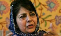 Mehbooba Mufti announces compensation to victims of Kashmir violence and Amarnath row