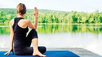 Celebrate International Yoga day at Reclamation