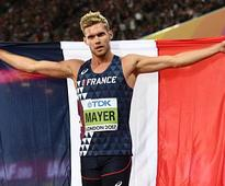 IAAF World Athletics Championships 2017: Kevin Mayer becomes first man to win decathlon gold after Ashton Eaton