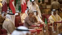 British Boris in row over Saudi 'puppeteering'