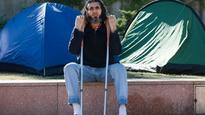 Ex-Gitmo detainee hospitalized after hunger strike