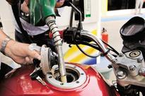 Petrol prices cut by Rs.2.25 a litre, diesel prices by 42 paise a litre