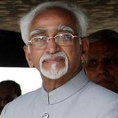 Hamid Ansari 'saddened and outraged' over rape of five-year-old girl