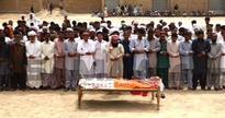 Qandeel Baloch buried in ancestral village