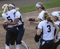 La Plata powers past Catoctin to claim first Maryland softball state championship