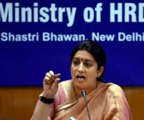 Twitter troubles finally over for Irani?