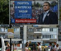 US condemns Russian elections in Crimea