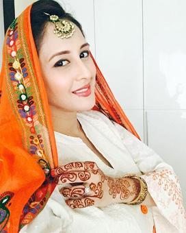PIX: Chahat Khanna's baby shower