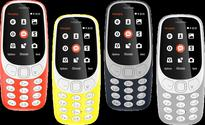 Nokia 3310, pre-orders from May 5 at a price of Rs 3,899