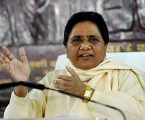 Mayawati keeps suspense over transferring surplus votes